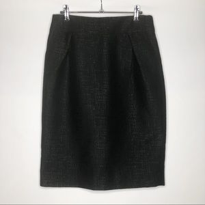 Classiques Entier Black Skirt with Pockets Size: 8